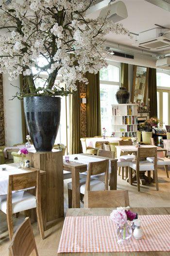 grand café de lindenhof, soest, holanda | prostor | restaurant bar