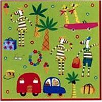 1047 Servilleta decorada infantil
