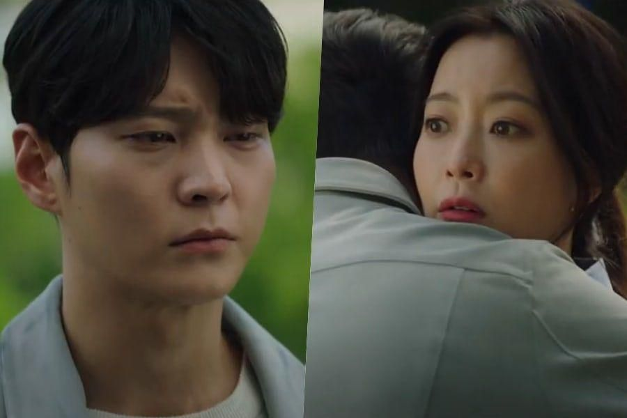 "Watch: Joo Won And Kim Hee Sun Vow To Do Anything To Protect Each Other In Teaser For ""Alice"""