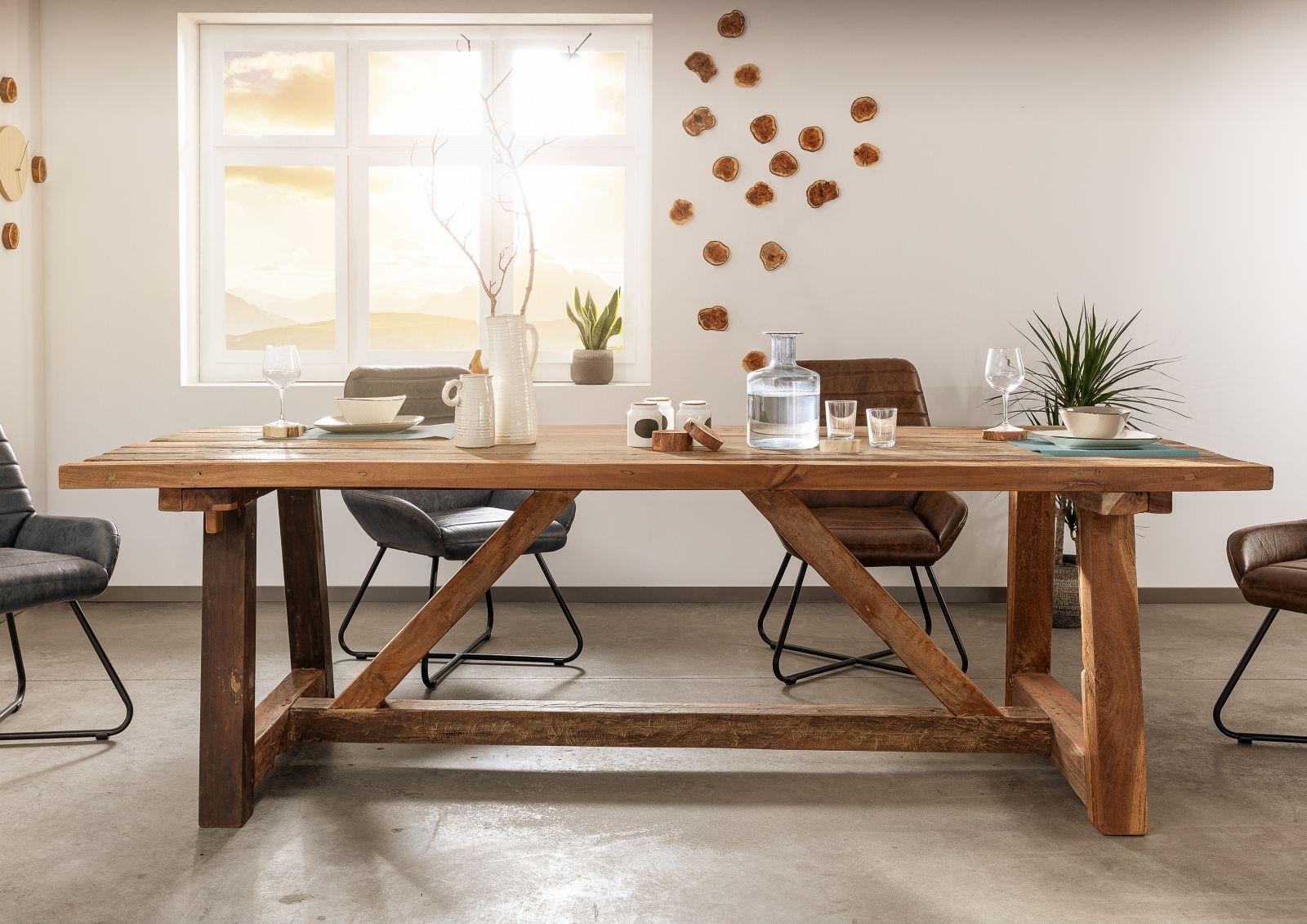 Bassano Rustikale Tische Rustikal Esstisch