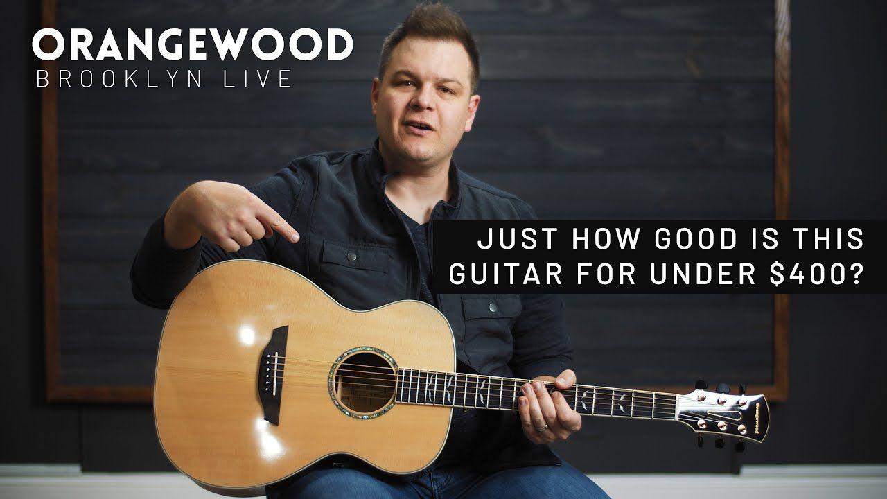 Orangewood Brooklyn Live Acoustic Guitar Review And Demo Https Www Youtube Com Watch V Fmfa F80k U Guitar Reviews Guitar Acoustic Guitar