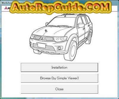 Mitsubishi Pajero Sport Repair Manual - multiprogramsmarter