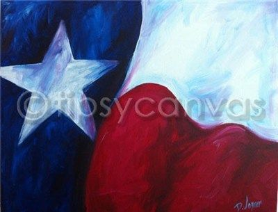 Pin By Tami Lemons On Painting Canvas Painting Tutorials Flag Painting Painting Crafts