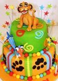 lion king simba cakes | en el Distrito Federal,fondant, panques panquecitos, cupcakes y cake ...