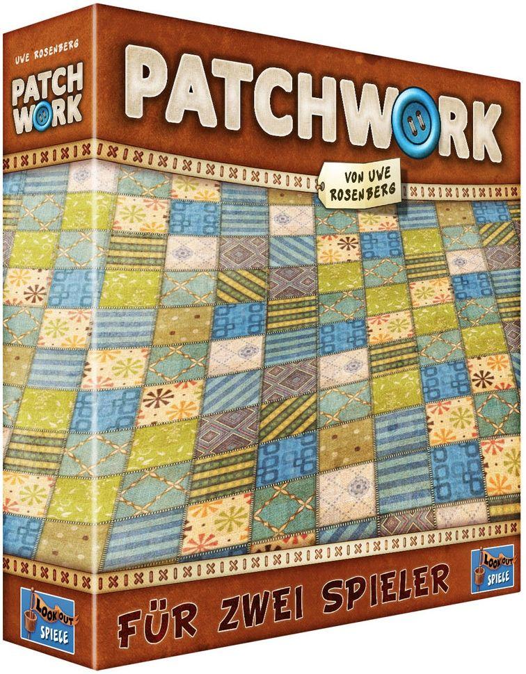 Patchwork (mit Bildern) Brettspiele für zwei, Lustige