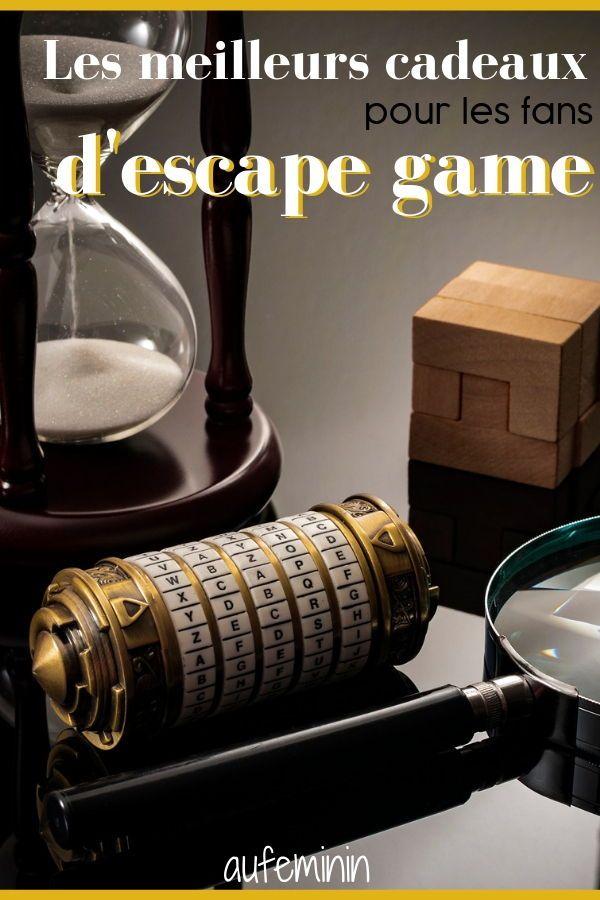 Les 6 Meilleurs Cadeaux Pour Les Fans D Escape Game