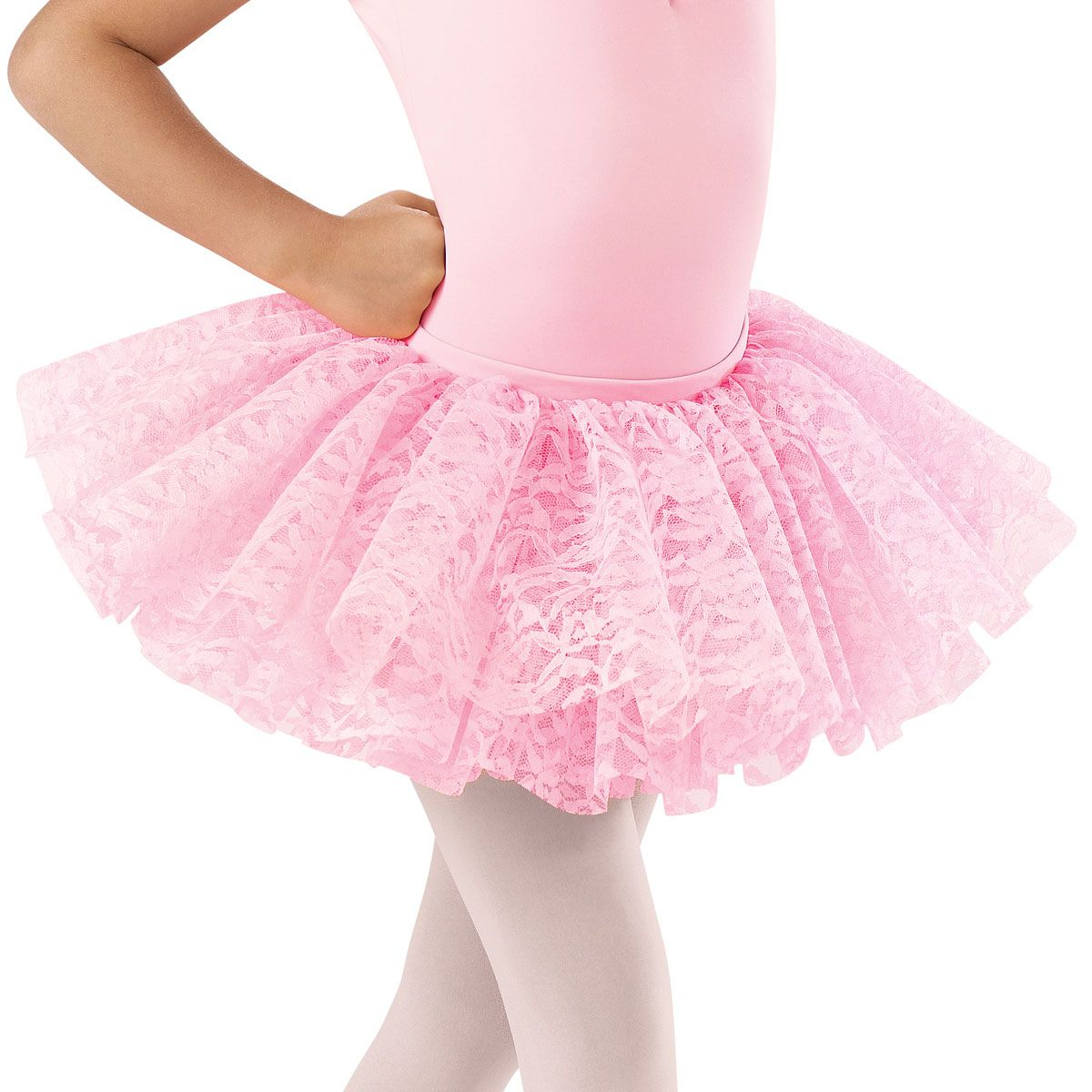 01336aa31 Girls  Floral Lace Ballet Tutu  Little Stars Dancewear Solutions ...