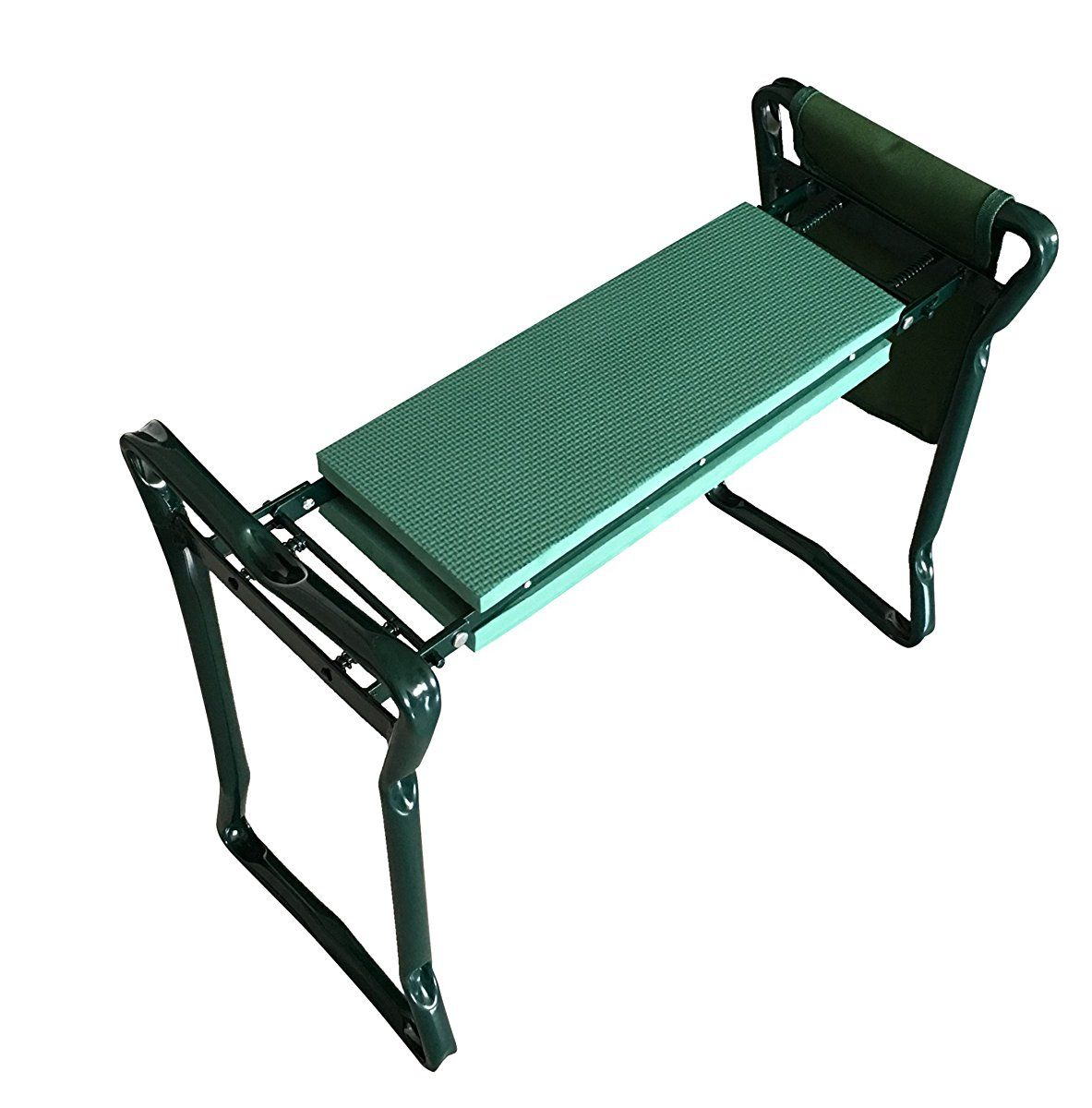 Folding Garden Bench Seat Stool Kneeler