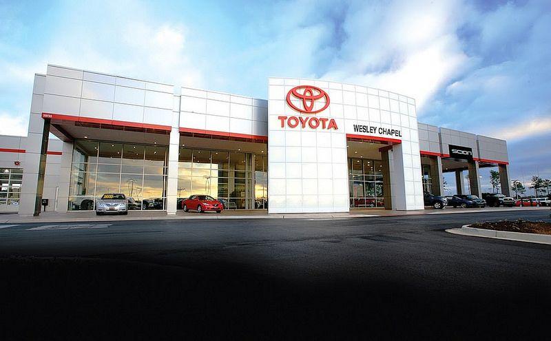 Wesley Chapel Toyota Toyota Toyota Tacoma Toyota Camry
