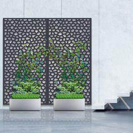 Pack Panneau Decoratif Mosaic Vertical Supplementaire Sur Sol
