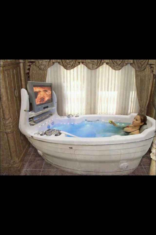 Oh Jacuzzi Tub How I Long For You Home Dream House My