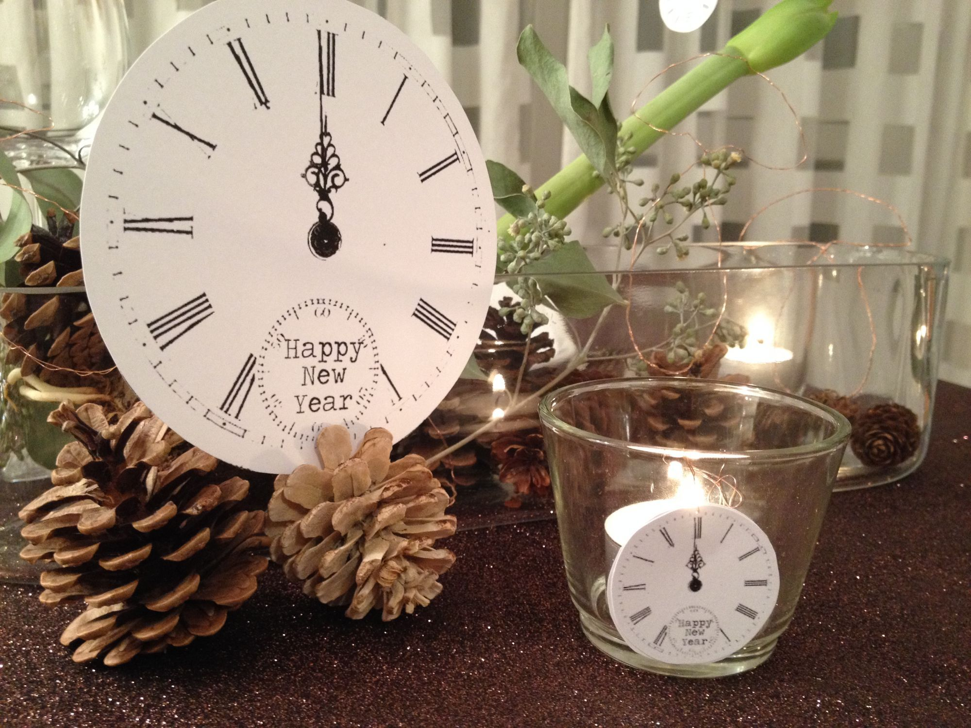 Silvester - der Countdown läuft | ROSAROT Hochzeiten und ...
