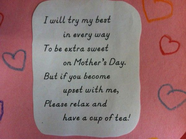 happy mothers day poems from son mothers day poems pinterest