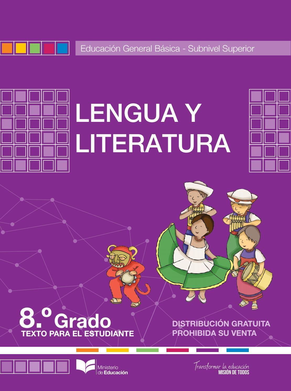 Lengua Y Literatura 8