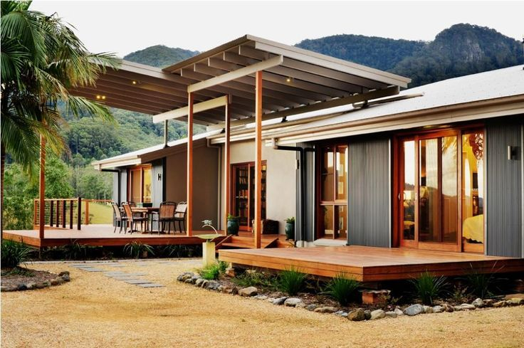 Colorbond | Sections | Architecture | Home Design | Pinterest ...
