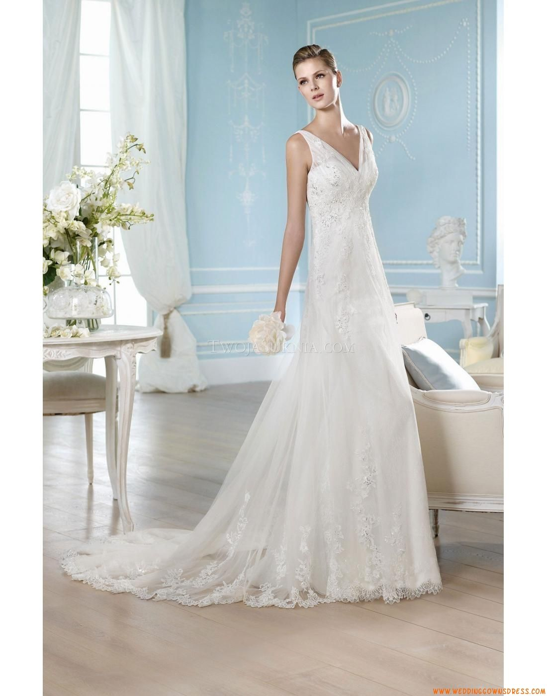 Unique Vestidos Novia St Patrick Ornament - All Wedding Dresses ...