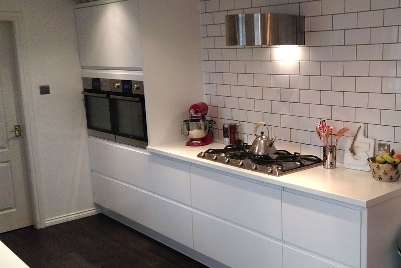 Best An Innova Luca Matt White Kitchen Http Www Diy 640 x 480