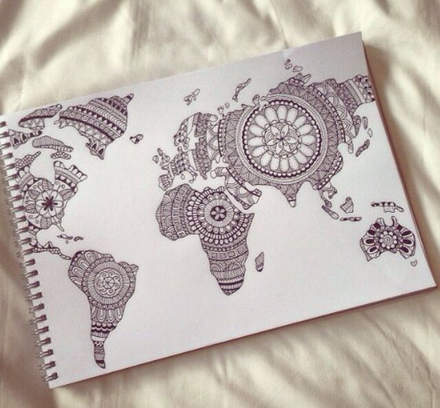 Awesome idea world map give me some love travel world peace awesome idea world map give me some love travel world peace tattoo gumiabroncs Images