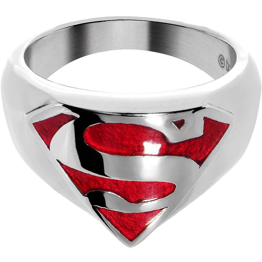 New Man of Steel Mens Superhero Superman Metal Silver Belt Buckle Costume Gift