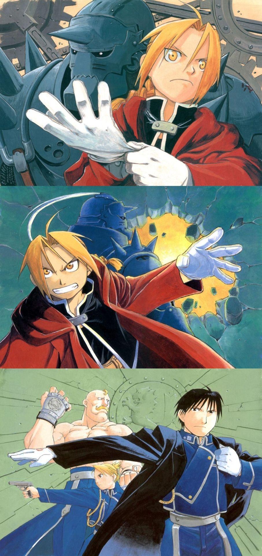 Because FMA. — reasons-to-read-fma: Fullmetal Alchemist ...