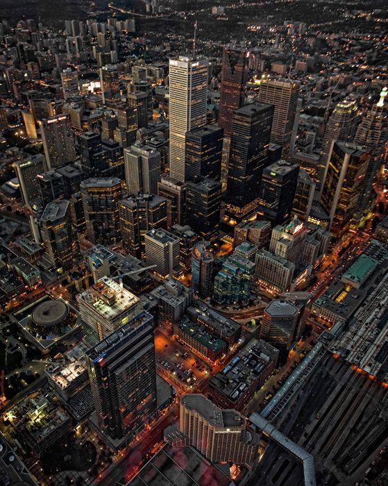 Urban And Rural On Monofacture Deviantart Toronto Hotels Toronto Canada Travel Scenic Travel
