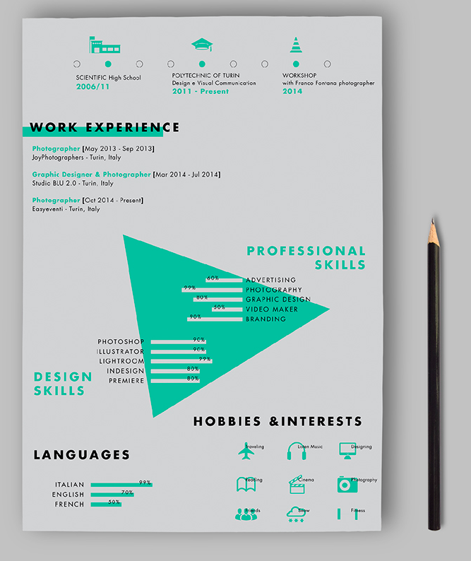 EyeCatching Resume Templates That Will Get You Noticed