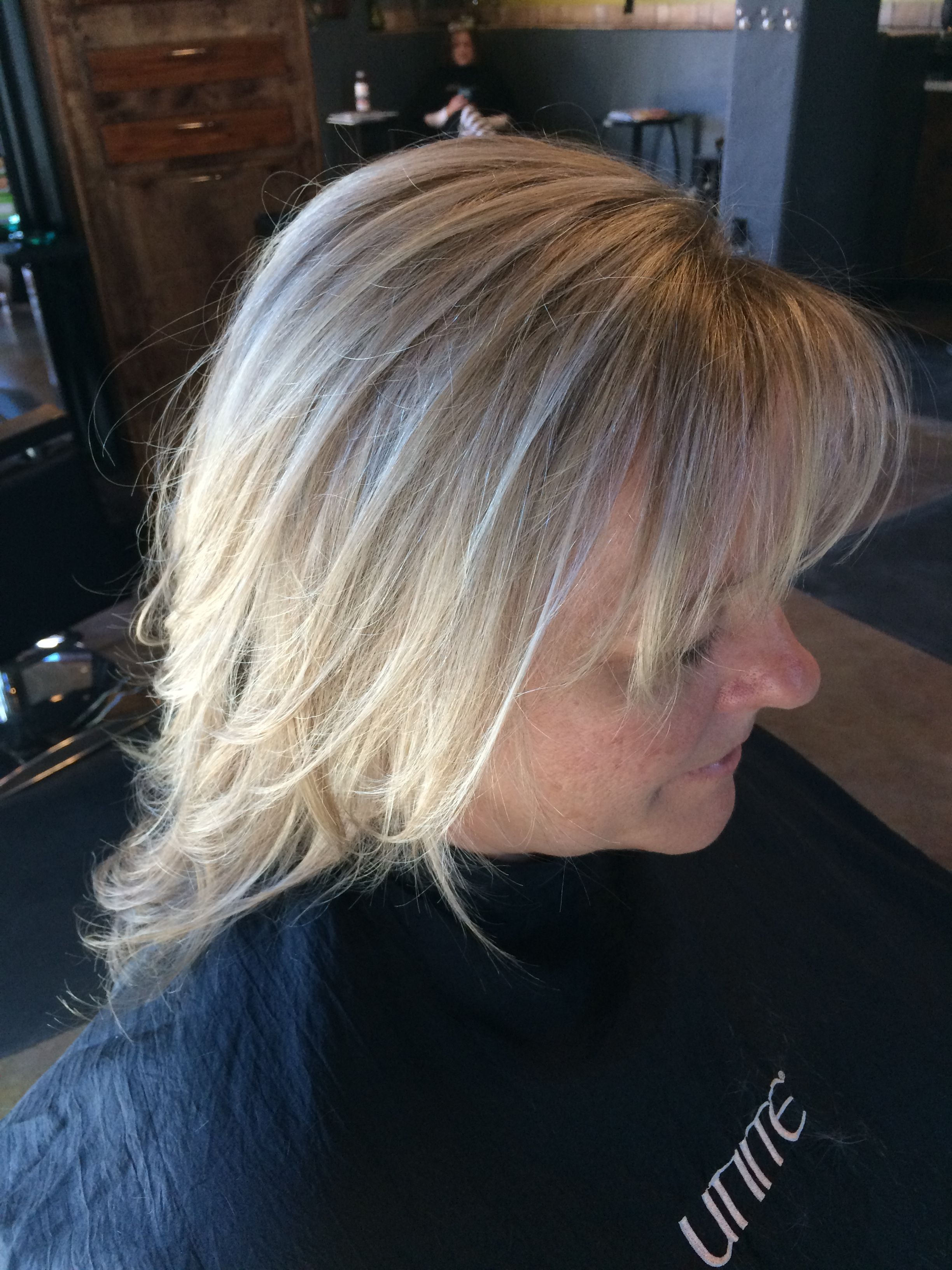 Heavy Blonde Highlight Beauty By Allison Fort Collins Hair Salon