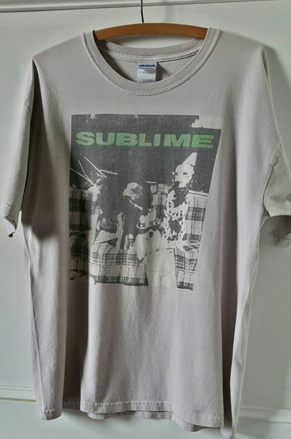 39ea4d28b7e8 Sublime, Sublime Shirt, Sublime Lou Dog T-shirt by ResouledGypsy on Etsy