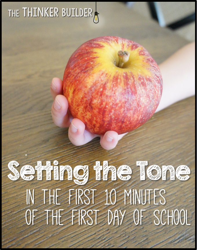 Setting the Tone for a Great School Year!  Classroom Freebies is part of School - I'm not sure if you know, but I started a new blog with some of the newer educational bloggers to help them share some of their fantastic ideas  Michael Friermood wrote this awesome post about starting the year out right  It's a great read and there is a freebie to boot! Check it out! You     Read More about  Setting the Tone for a Great School Year!