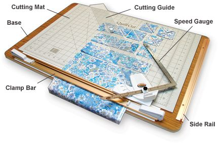 QuiltCut 2 | !Quilting | Pinterest | Rotary cutter, Cuttings and ... : quilt cutting system - Adamdwight.com