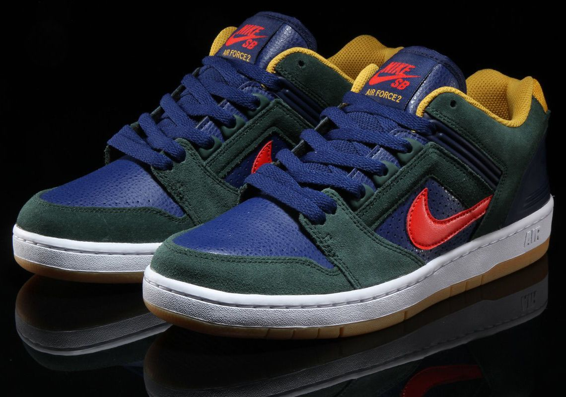 f74e3f93a52233 Nike SB Air Force 2 Low Rugby Release Info  thatdope  sneakers  luxury  dope   fashion  trending