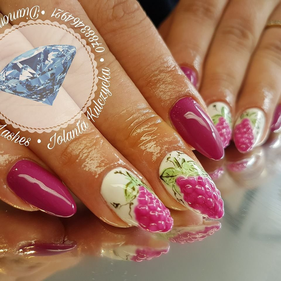 57 Creative Fruit Nail Art Ideas You\'ll Regret If You Miss to Check ...