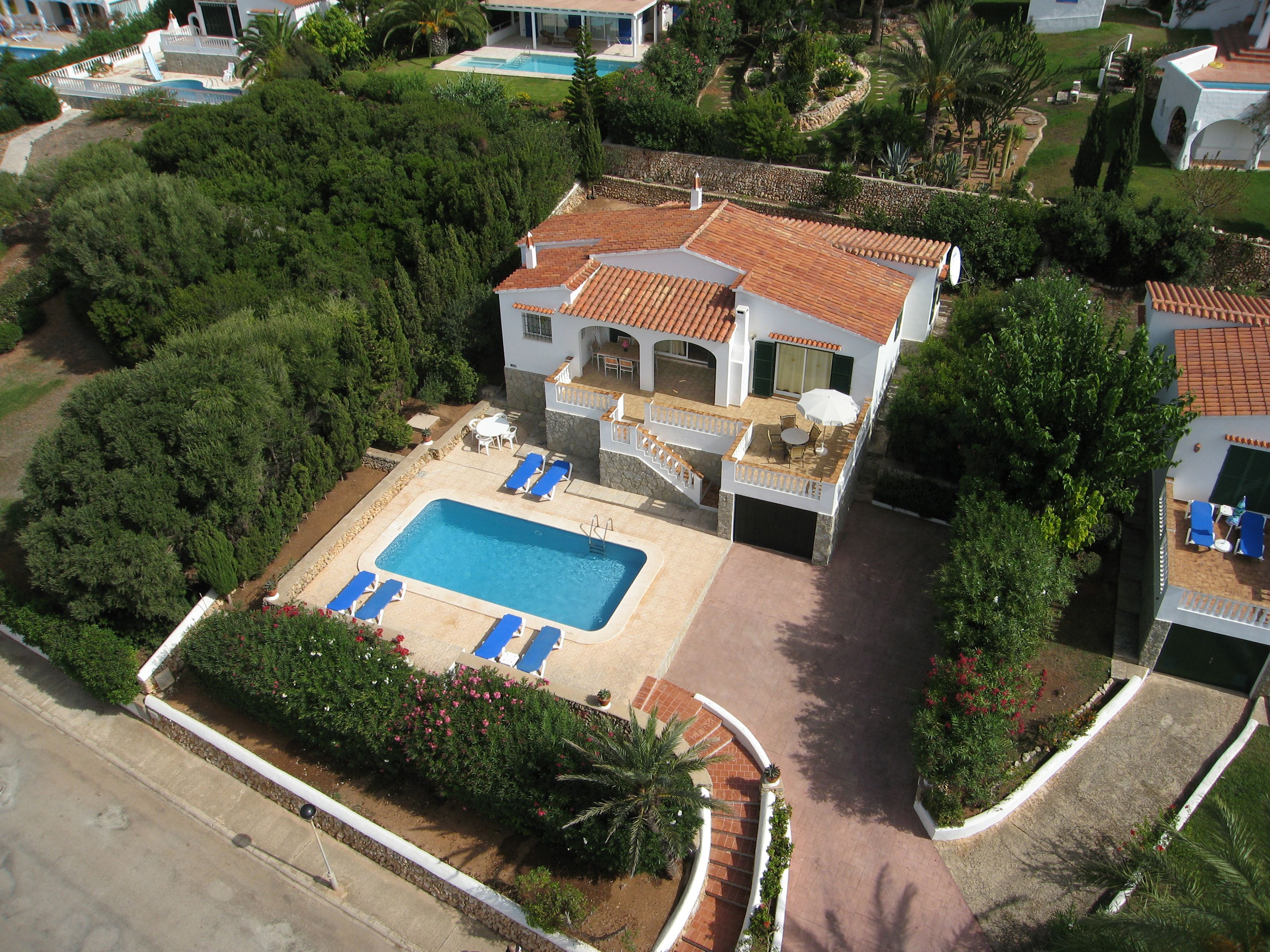 Pin de Menorca Holiday Home en Villa Dreams Piscina