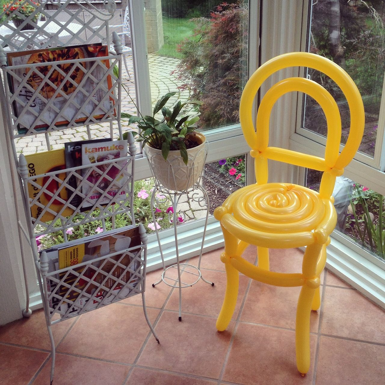 Day 279: Pull up a Chair
