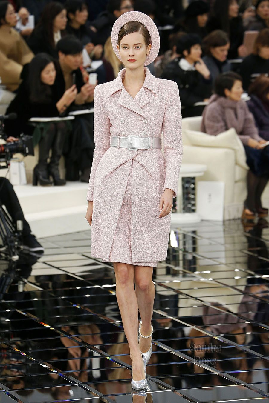 663154d676c Paris Fashion Week Haute Couture Spring Summer 2017 – Chanel – Catwalk  Featuring  Model