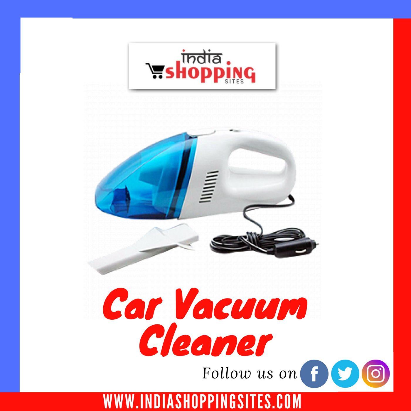 CAR VACUUM CLEANER BUY 1 GET 1 FREE