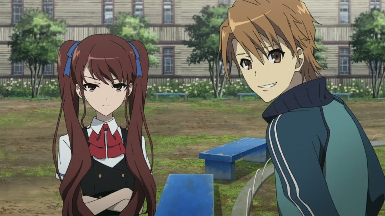 Pin by malak ali on Another Anime, Art, I ship it