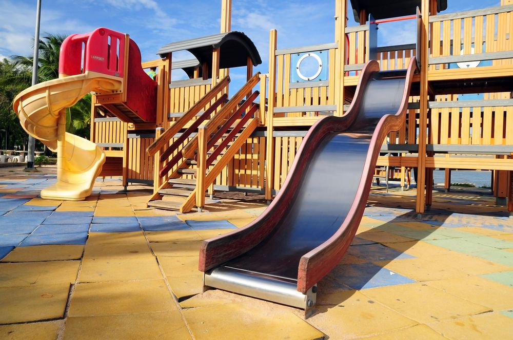 Healthy playground makeover sweepstakes