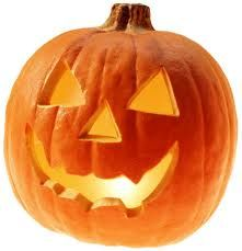 Once you carve your Halloween pumpkin, rub Vaseline on the exposed edges. It keeps it from rotting or going dry.
