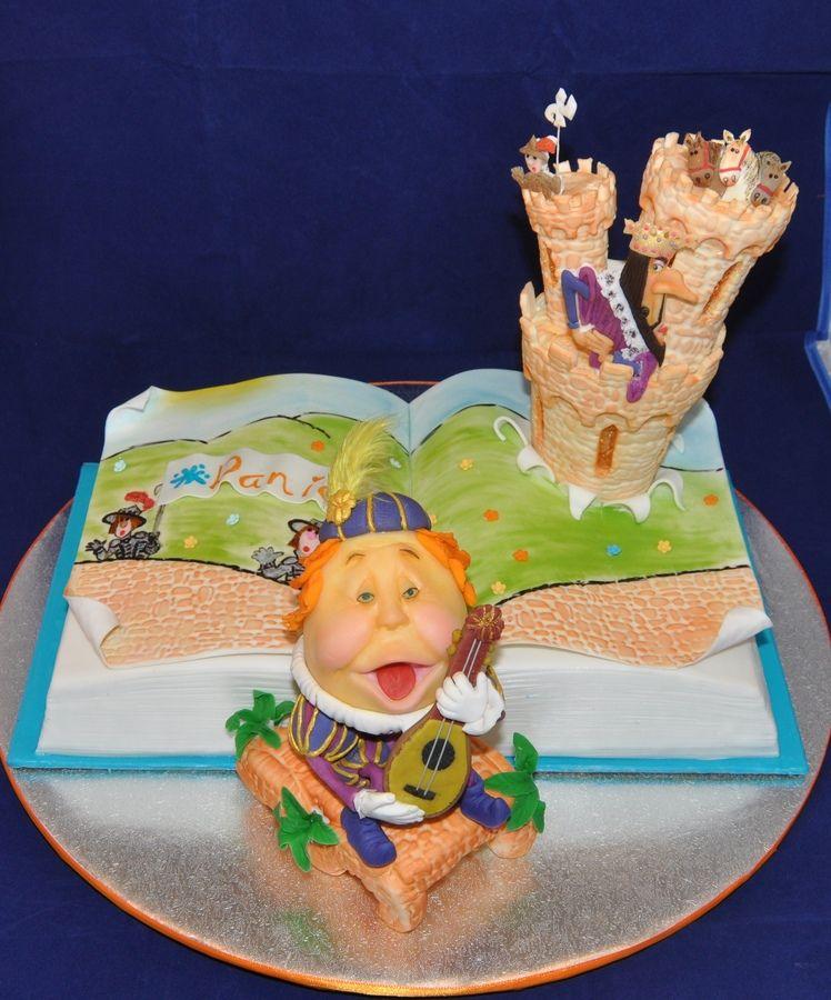 Humpty Dumpty Cake Book Cakes Childrens Birthday Cakes Humpty Dumpty