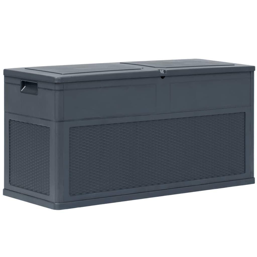 Diese Stilvolle Aufbewahrungsbox Ist Die Ideale L Sung Um Ihr Haus Zu Entrs Mpeln Die Ger Umige Gartenbox I Aufbewahrung Garten Aufbewahrungsbox Aufbewahrung