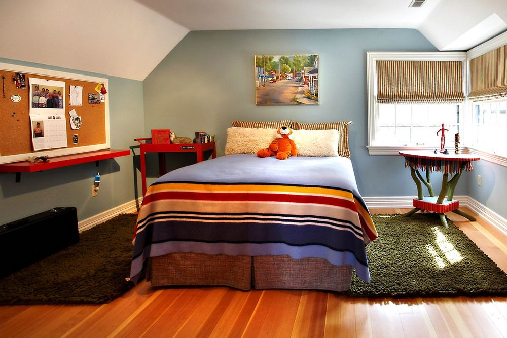 Updated boy 39 s bedroom for an 11 year old boys room for 8 year old room decor ideas