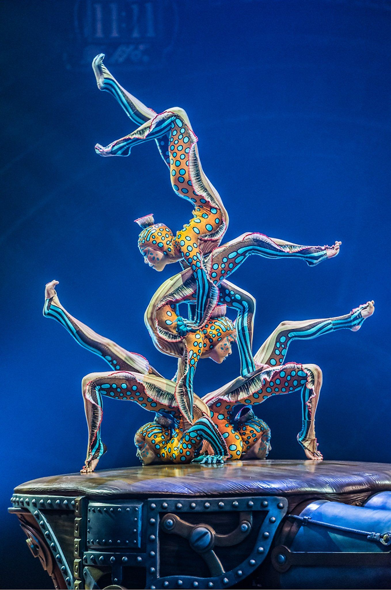 Theater review 'Kurios' best Cirque du Soleil show in