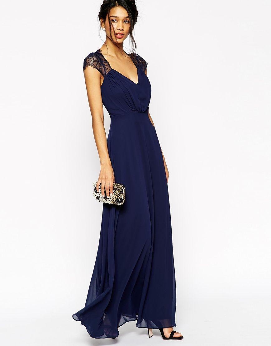 Bild 4 von ASOS TALL Kate Lace Maxi Dress | Clothing & Accessoires ...