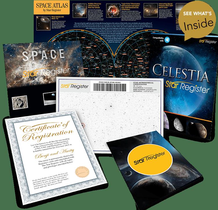 Star Registry Buy A Star Free Photo Book Photo Book Star Registry