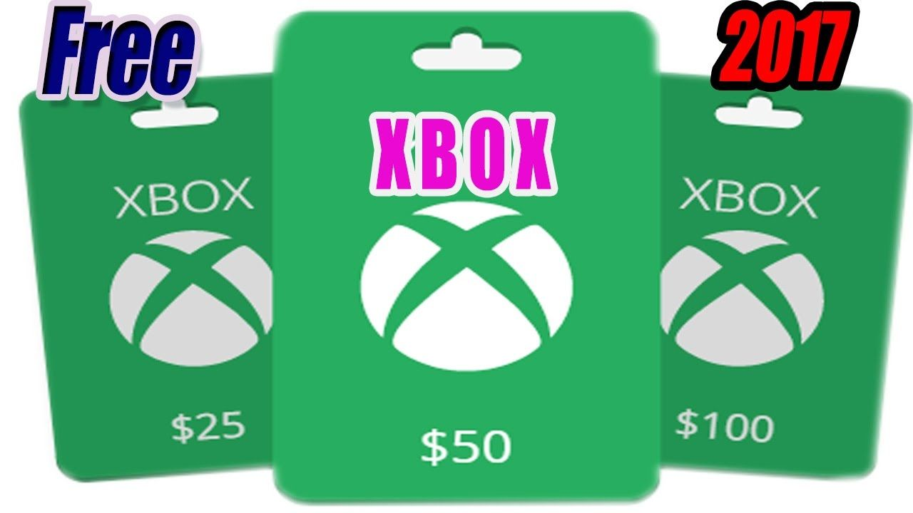 Xbox Live/ The Newest Free Xbox Gift Card Codes No Survey 2017/ how