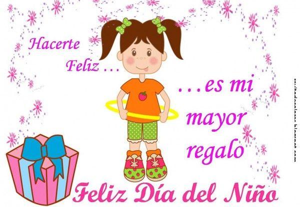 20 De Noviembre Día Del Niño Frases Frases Bonitas Para