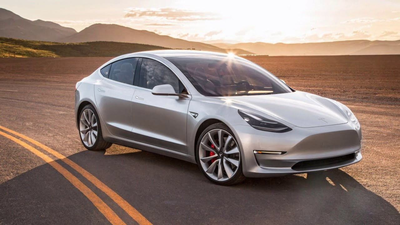 Tesla Model 3 Production Colors Complete Look Color Chart Maybe One Of Fascinating