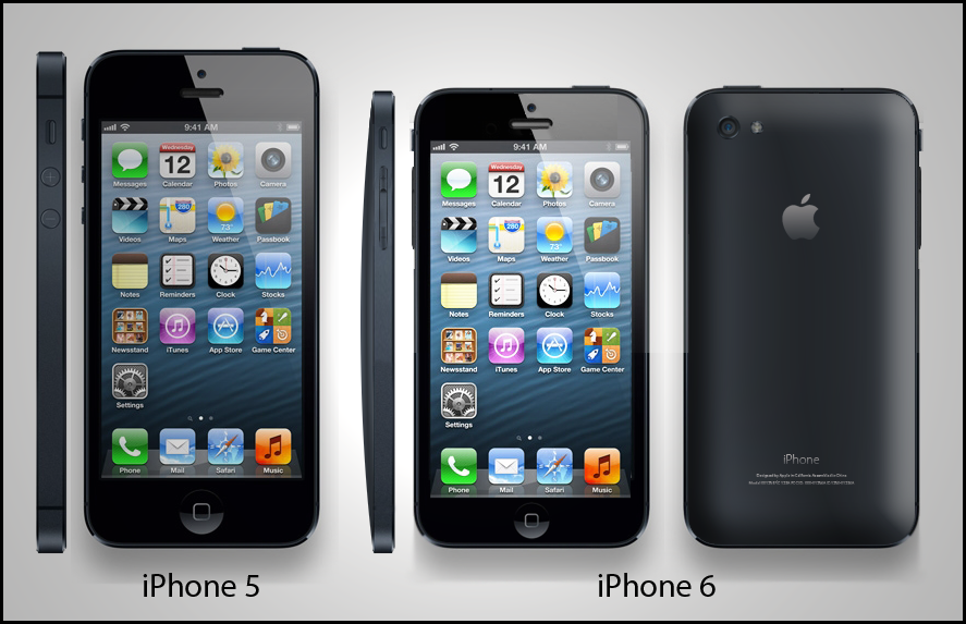 Iphone 6 concept ideas for an essay