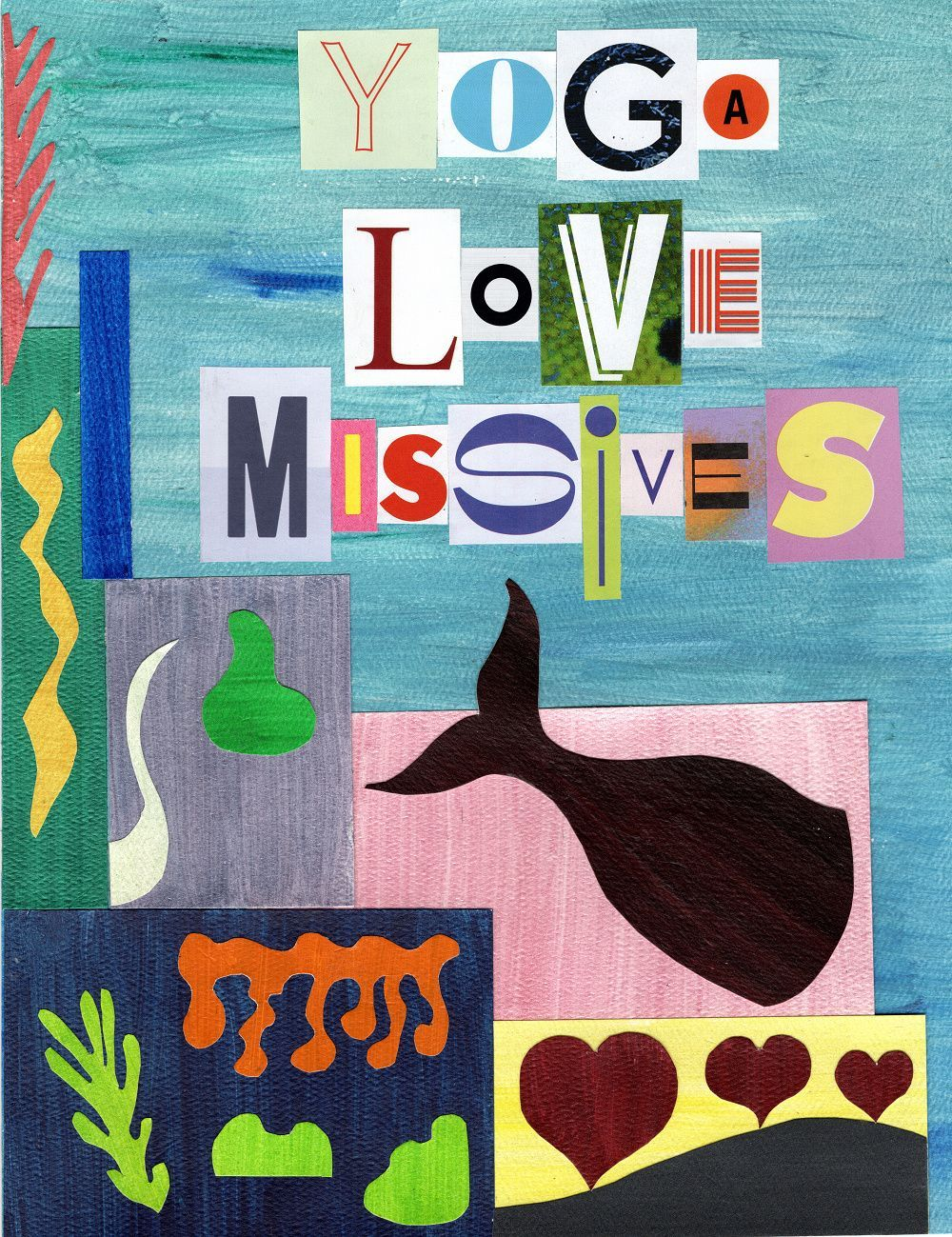 Yoga Love Missive In 2020 Art Cover Journal Prompts Essays